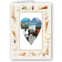 St. Maarten photo collage