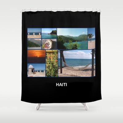Labadee, Haiti Shower Curtain