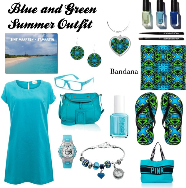 Caribbean Island Cruise Wear