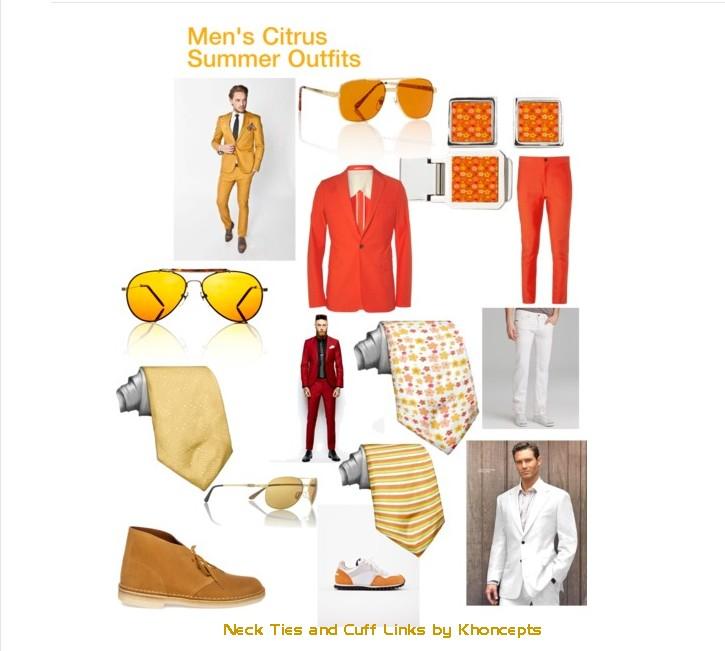 Fun Men's Summer Wear