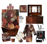 Wearable Wednesday: Autumn Mosaics Mood Maker Bath Experience