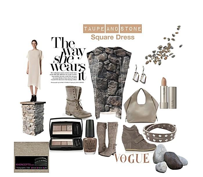 Photo-graphic fashion design