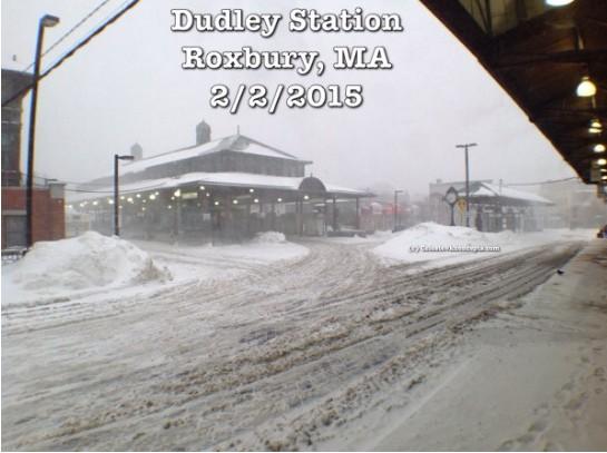 #Snowpocalypse2015