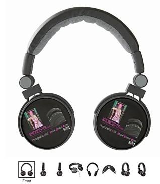 Personalized headphones
