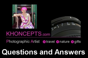 Providing a few questions and helpful answers regarding Khoncepts services.