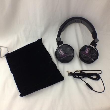 Custom brand your headphones