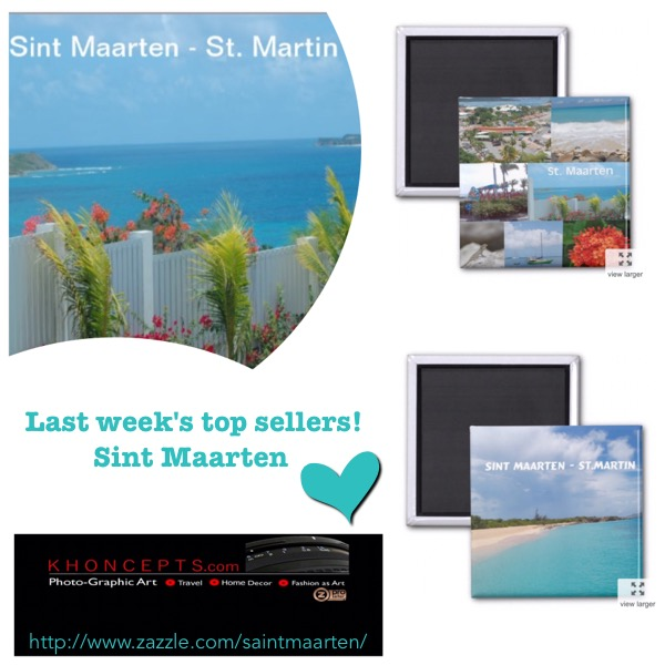 Top selling gifts featuring Sint Maarten