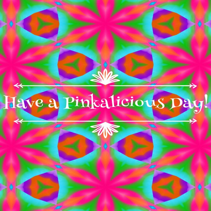 Having  A Pinkalicious Day by celeste@khoncepts.com 24x24