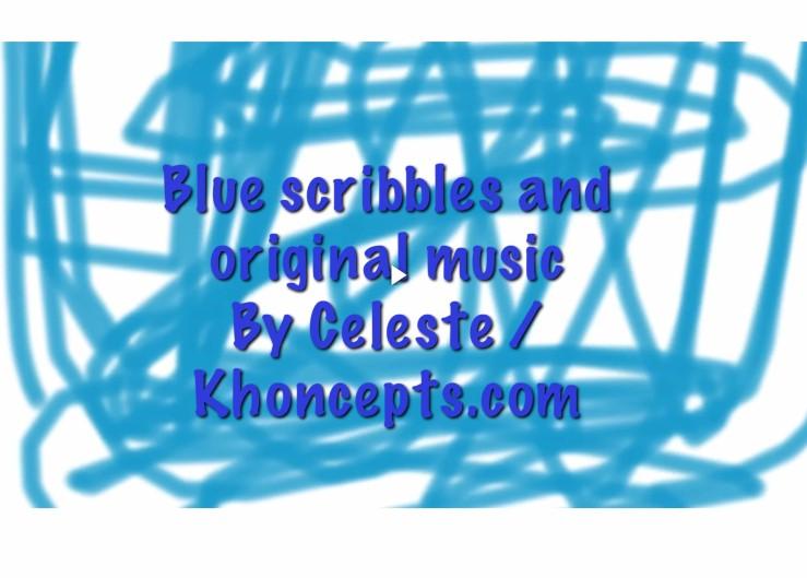 blue-scribbles