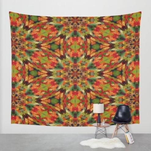 colorful-gummies-kaleidoscope-tapestries