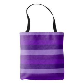Shades of Purple Tote Bag