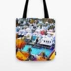 Bermuda Neon Pop Art 4544