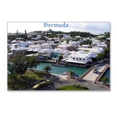 Bermuda Postcards sold in Massachusetts