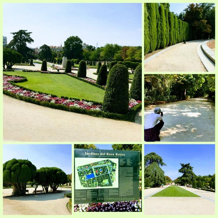 Jardins del Buen Retiro